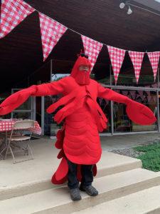 Randy the Lobsterman