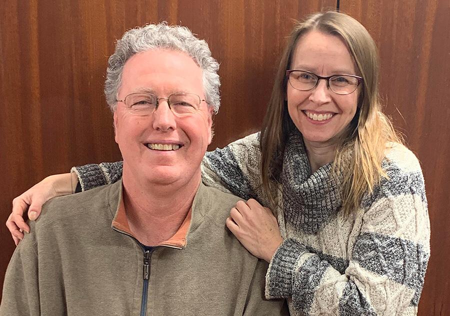 Tom Croarkin & Sarah Bell