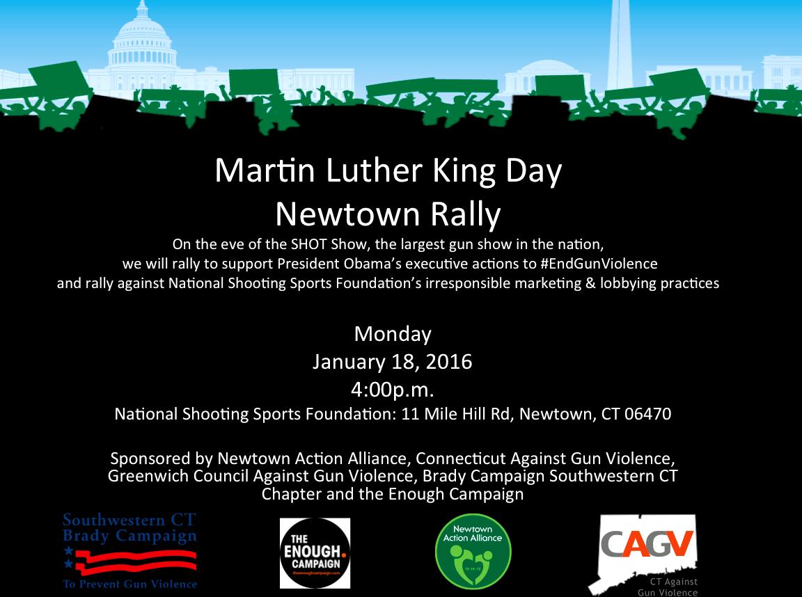 MLK_Newtown_Rally