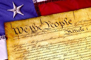 US Constitution - July 4th
